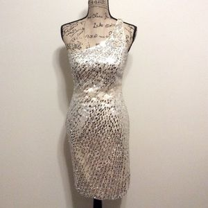 LARA Designs Beaded and Sequined Cocktail dress, 2